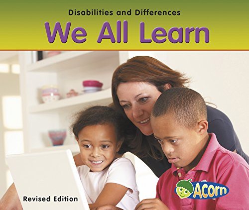 We All Learn (Disabilities and Differences): Rissman, Rebecca