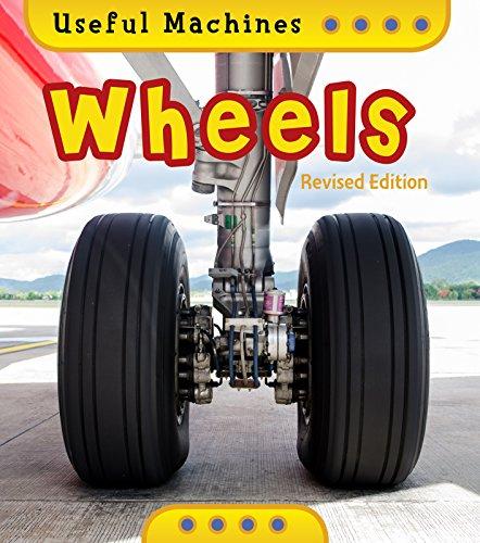 9781484636381: Wheels (Useful Machines)