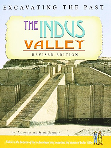 9781484636442: The Indus Valley (Excavating the Past)