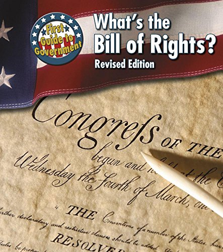 What's the Bill of Rights?: Harris, Nancy