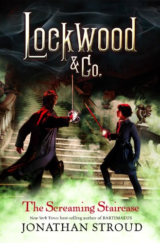 9781484700280: Lockwood & Co. The Screaming Staircase (International Edition)