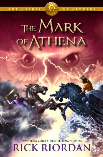 9781484700297: The Heroes of Olympus Book Three The Mark of Athena (Second Int'l Paperback Edition)