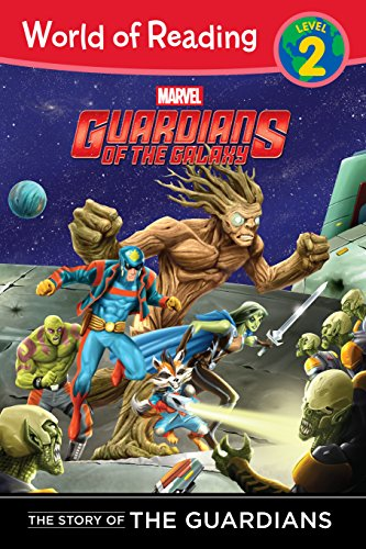 The Story of the Guardians (Guardians of the Galaxy (Unnumbered)): Palacios, Tomas
