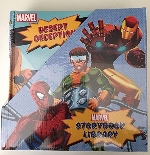 9781484702307: Marvel Super Heroes Storybook Library