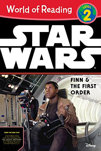 9781484704813: World of Reading Star Wars The Force Awakens: Finn & the First Order