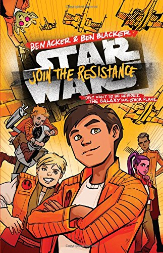 9781484704844: Star Wars Join the Resistance: (Book 1)