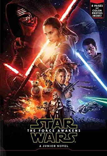 9781484704882: Star Wars The Force Awakens Junior Novel