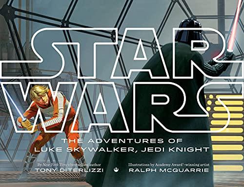 9781484706688: Star Wars The Adventures of Luke Skywalker, Jedi Knight