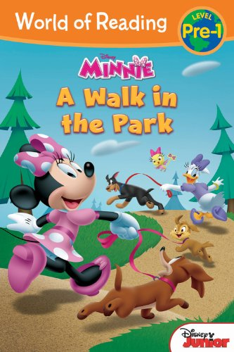 9781484706787: World of Reading: Minnie A Walk in the Park: Level Pre-1