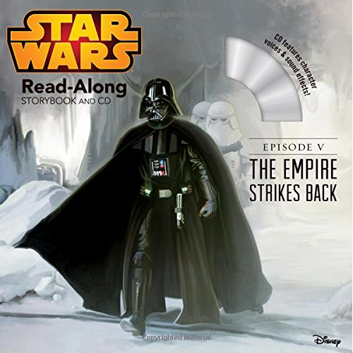 9781484706862: Star Wars: The Empire Strikes Back Read-Along Storybook and CD