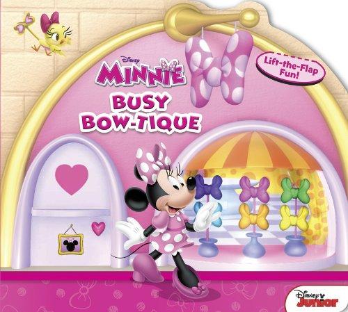 9781484707593: Minnie Busy Bow-tique (Disney Junior)