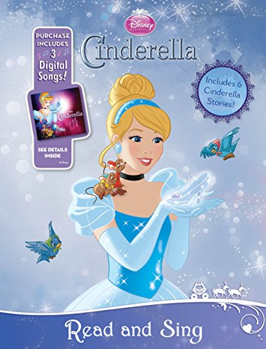 9781484707821: DISNEY PRINCESS READ-AND-SING (Read-And-Sing Storybook)
