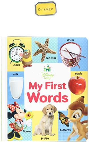 9781484709153: Disney Baby My First Words