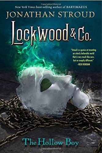 The Hollow Boy (Lockwood & Co. Book Three): Stroud, Jonathan