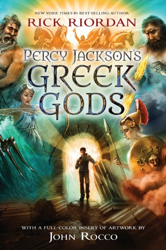 9781484710609: Percy Jackson`S Greek Gods