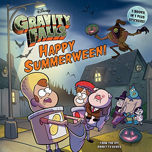 Gravity Falls Happy Summerween! / The Convenience Store. . .of Horrors!