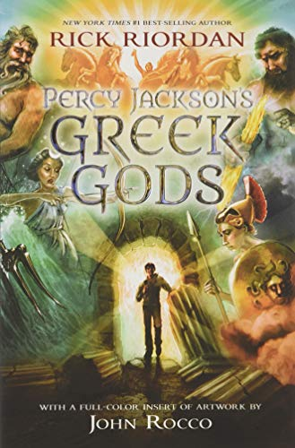 9781484712375: Percy Jackson's Greek Gods