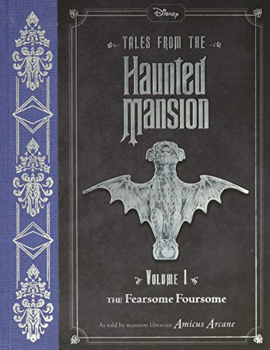 9781484713297: Tales from the Haunted Mansion: Volume I: The Fearsome Foursome