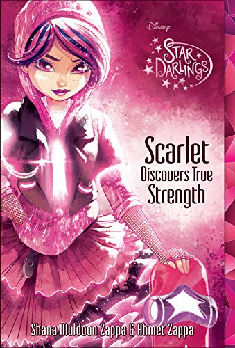 9781484714249: Star Darlings Scarlet Discovers True Strength