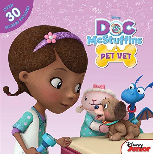 Doc McStuffins Pet Vet: Disney Book Group