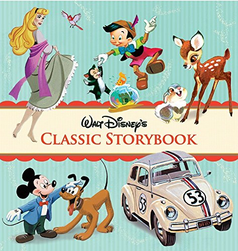9781484716243: Walt Disney's Classic Storybook (Storybook Collection)