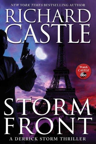9781484716403: Storm Front: A Derrick Storm Thriller
