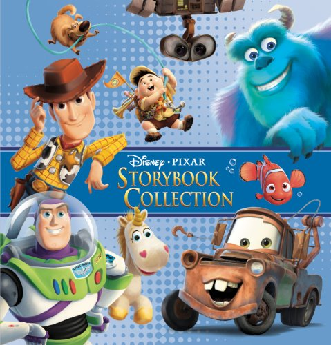 9781484716595: Disney - Pixar Storybook Collection