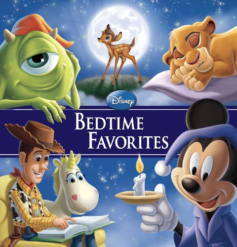9781484716687: Disney Bedtime Favorites Special Edition (Storybook Collection)