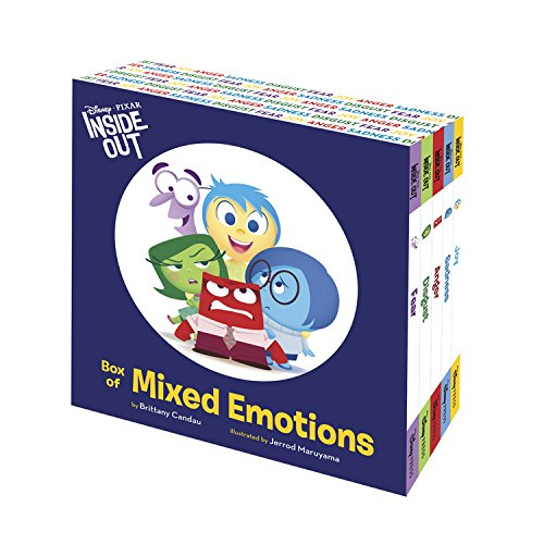 9781484716717: Inside Out Box of Mixed Emotions