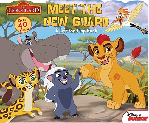 9781484719145: The Lion Guard, Meet the New Guard