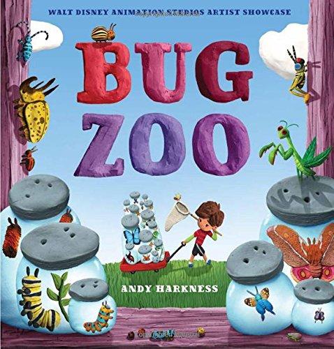 9781484720547: Bug Zoo: Walt Disney Animation Studios Artist Showcase Book