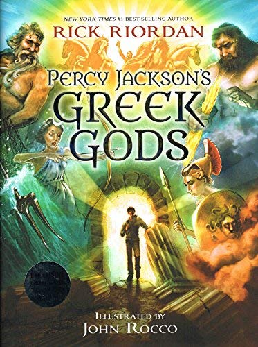 9781484720943: Percy Jackson's Greek Gods