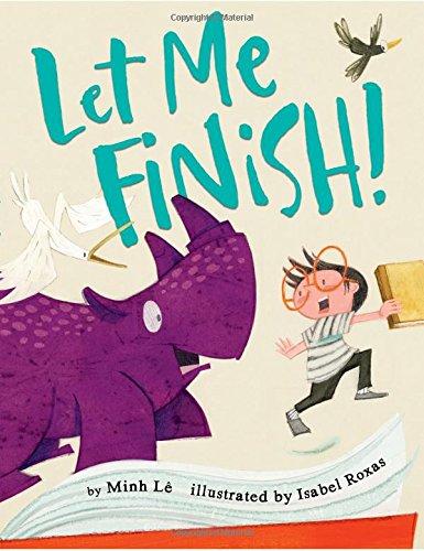 Let Me Finish!: Le, Minh
