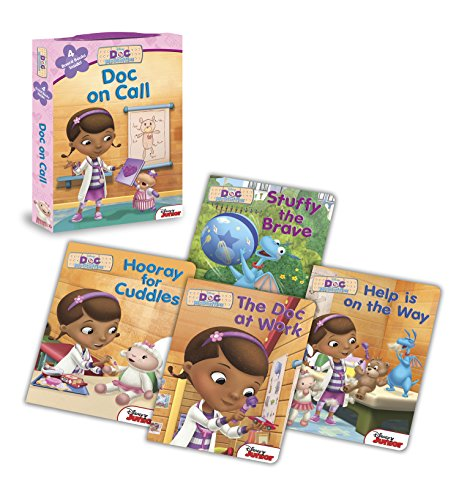 9781484721872: Doc McStuffins: Doc on Call: Board Book Boxed Set