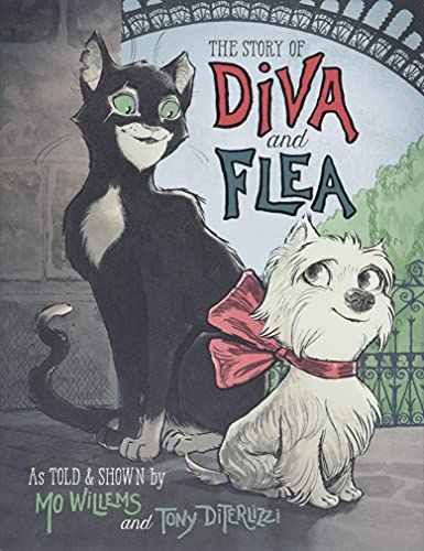 The Story of Diva and Flea Format: Hardcover: Willems, Mo