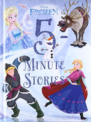 9781484723302: Frozen 5-Minute Frozen Stories