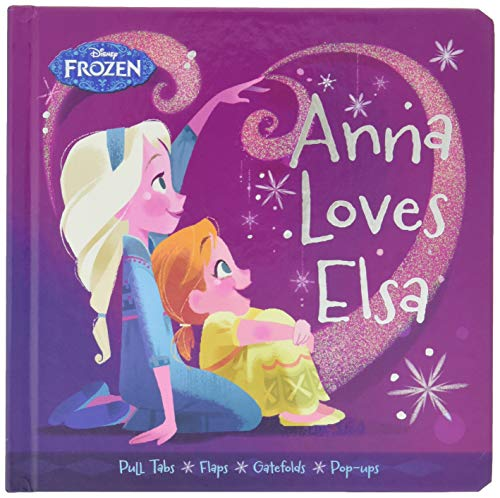 9781484724705: Frozen Anna Loves Elsa (Frozen (Disney Press))