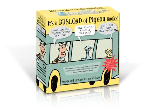 It's a Busload of Pigeon Books! Format: Willems, Mo