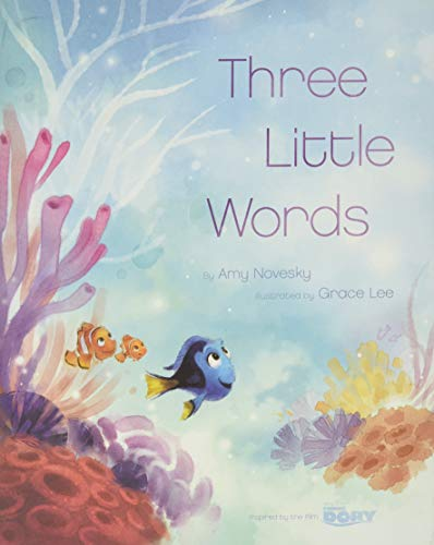 9781484725856: Finding Dory (Picture Book): Three Little Words