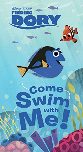 9781484725924: Finding Dory (Novelty): Come Swim with Me!