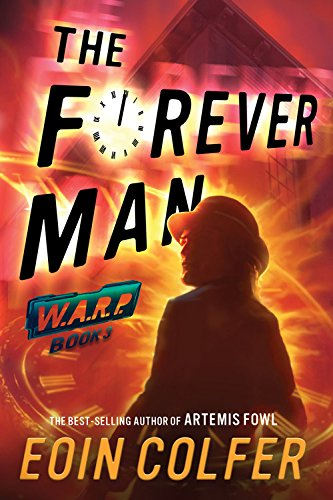 9781484726037: Warp Book 3 the Forever Man