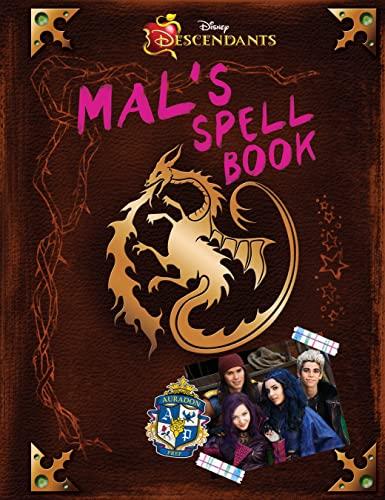 Descendants: Mal's Spell Book: Disney Book Group