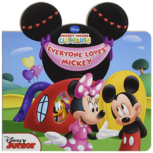 9781484727201: Mickey Mouse Clubhouse Everyone Loves Mickey