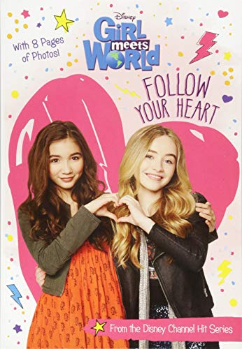 9781484728123: Girl Meets World Follow Your Heart