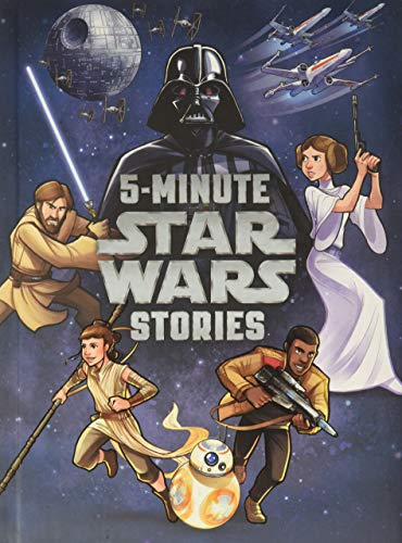 Star Wars: 5-Minute Star Wars