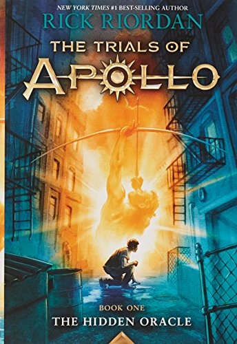 9781484732748: Trials Of Apollo Book One The Hidden Oracle