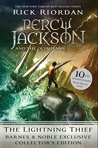 9781484733400: The Lightning Thief: Exclusive (Percy Jackson and the Olympians)
