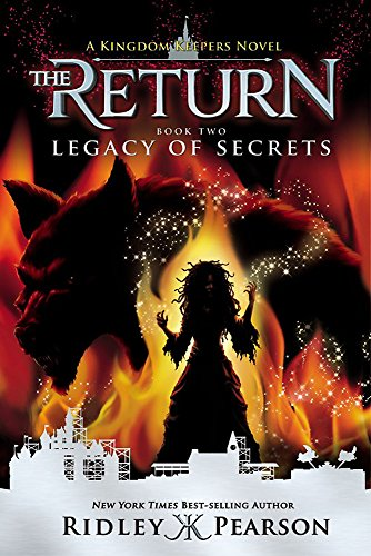 9781484734148: Kingdom Keepers: The Return Book Two Legacy of Secrets