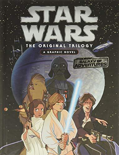 9781484737842: Star Wars: Original Trilogy Graphic Novel