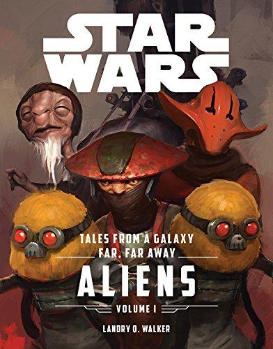 Star Wars The Force Awakens: Tales From a Galaxy Far, Far Away: Landry Q. Walker